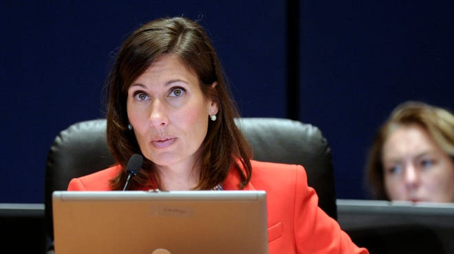 Deborah Hersman, chair of the National Transportation Safety Board, will leave the post to become the president and CEO of the National Safety Council.