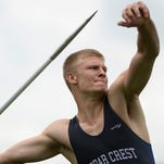 Live: District 3 track and field championships