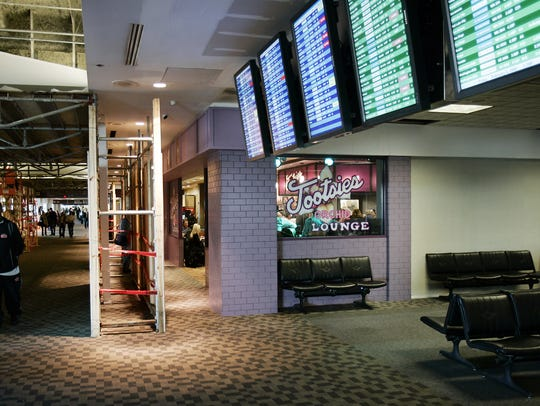 Nashville's Tootsie's, a Lower Broadway destination, will keep its airport location, too, after BNA administrators unveiled new vendors as part of a revamped concessions program in 2019.