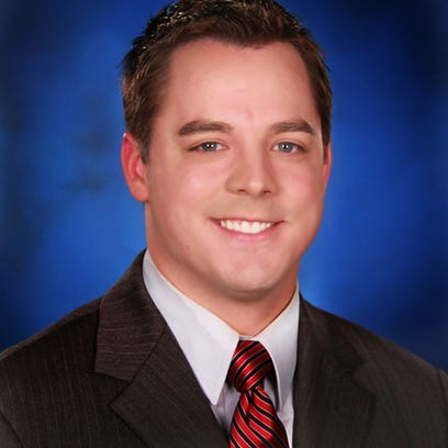 Meteorologist Patrick Crawford was shot outside of