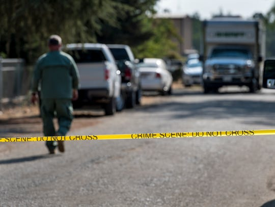 Tulare County Sheriff Department continues an investigation