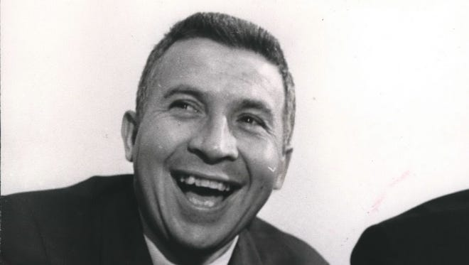 John Erickson was the Milwaukee Bucks' general manager in 1968.