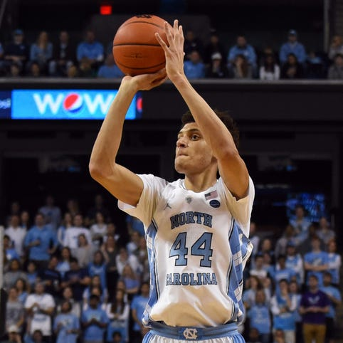 College basketball this week: Louisville visits North Carolina in key ACC clash