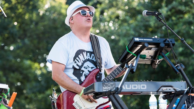 Henry Invisible will perform Saturday, Aug. 29, as part of the Sunset Sessions drive-in concert series on a parking-garage rooftop at Hill Country Galleria in Bee Cave.