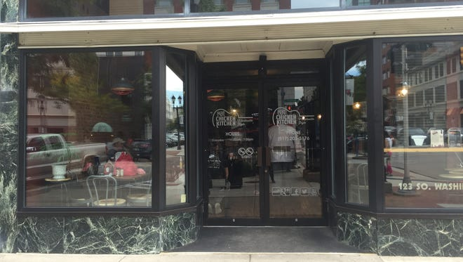 Hot Chicken Kitchen will open Friday at 123 S. Washington Square in downtown Lansing.