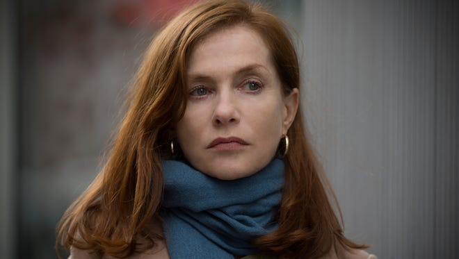 """Isabelle Huppert stars in """"Elle."""" She wasnominated for a Golden Globe award for best actress in a motion picture drama for her performance in the film"""