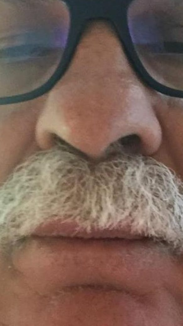 After 43 years, this is getting a clean shave for the