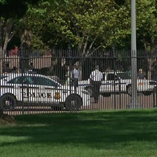 An intruder attempted to enter the White House for the second consecutive day on Saturday, September 20, 2014.
