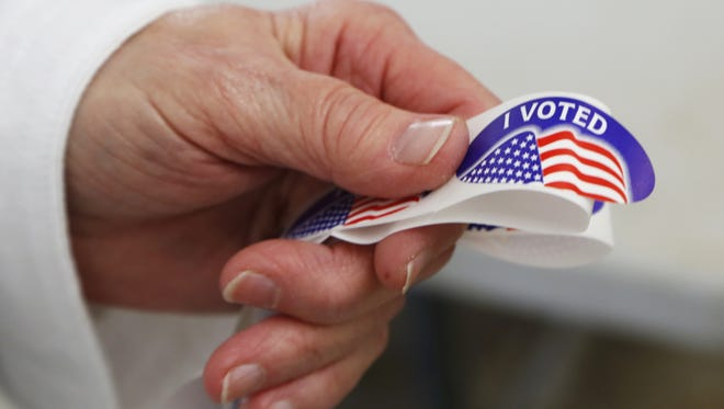 Indiana State Police said Thursday they are investigating tampering with voters' registration information in Hendricks and Marion counties.