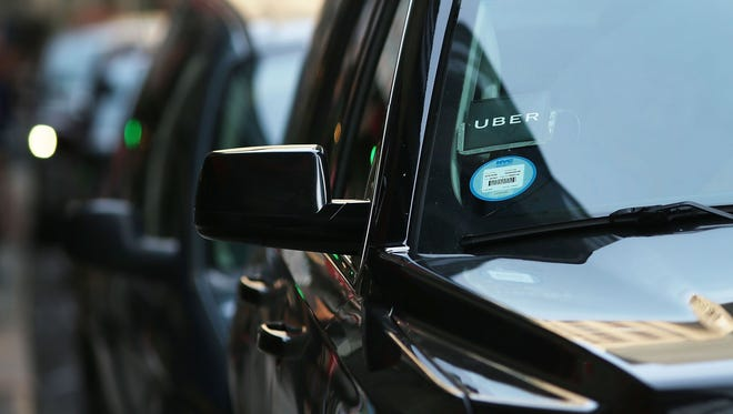 Uber is handing over its leasing business to Fair.com, which allows would-be drivers for the ride-hailing company the ability to lease a car for a month or more.