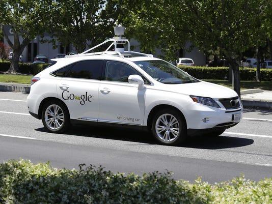 file-- google self driving car