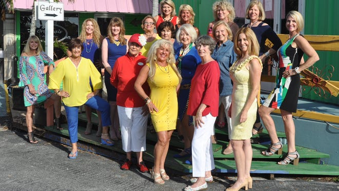 The Girlfriends of the Woman's Club of Stuart is preparing for the Art is Everywhere Tour.