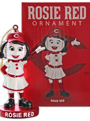 Rosie Red ornament