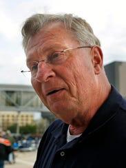 Larry Steffens of Hubertus