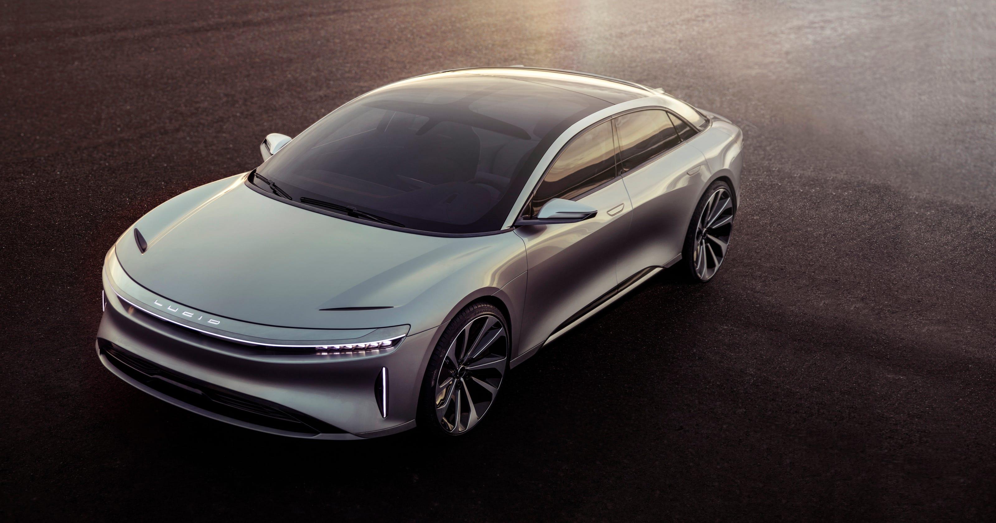 Lucid Motors Plans Ful Electric Car