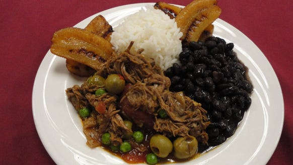 Mojo pork will be among the dishes on the menu at Florida
