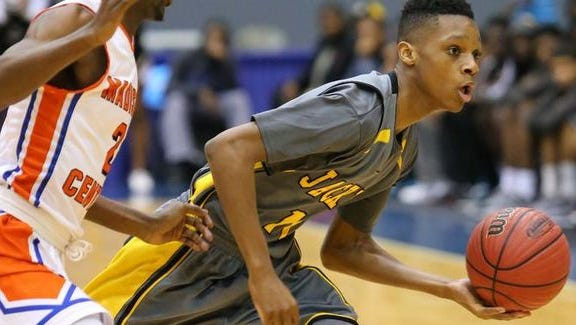 Four-star Starkville guard Tyson Carter will announce his college decision at 1 p.m. on Tuesday.