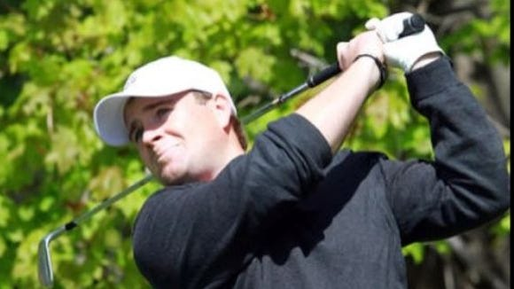 Willow Ridge assistant Kyle Baehler is among four players tied for the lead after one round of the Metropolitan Professional Championship.