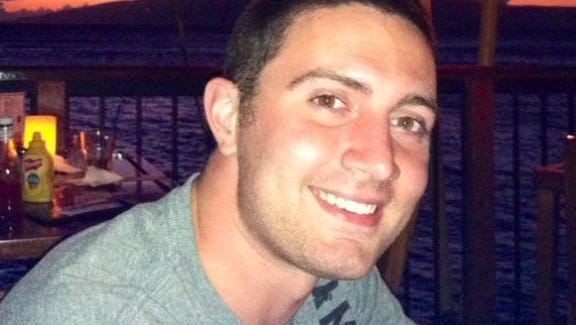 Alex Teves, who died five years ago in a mass shooting in Aurora, Colo.