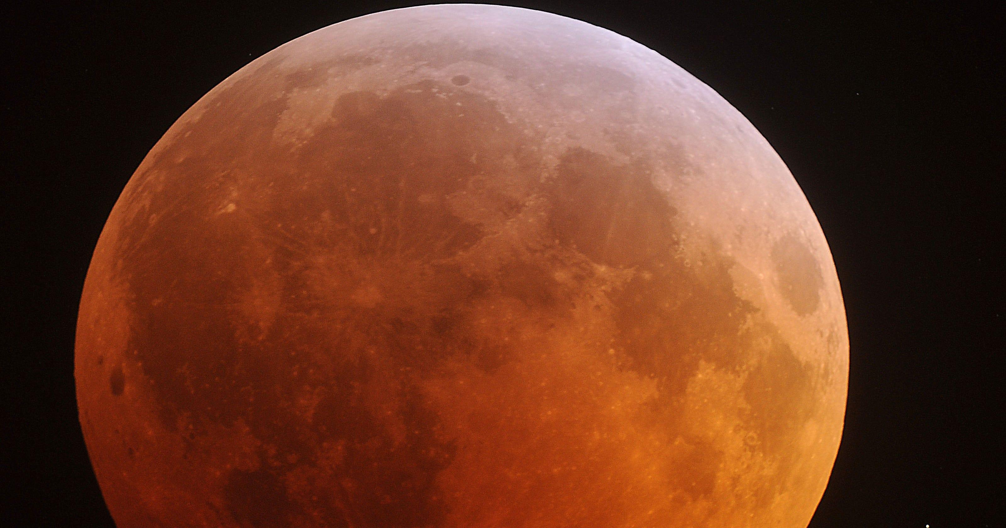 blood moon eclipse hyderabad - photo #8