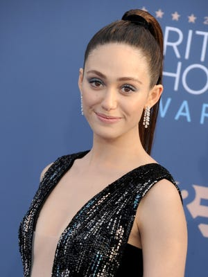 Emmy Rossum is leaving 'Shameless' after the Showtime series' ninth season, premiering Sept. 9.