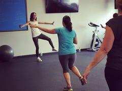 Hanover woman launches faith-based fitness class