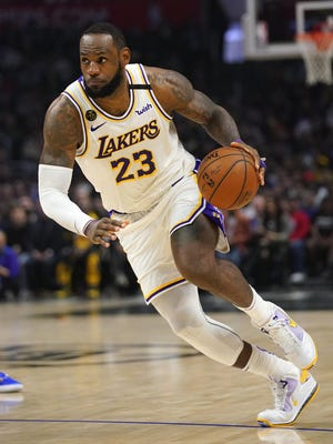 NBA rival says Los Angeles Lakers forward LeBron James will have a big say in whether or not the league returns to the court in 2020.