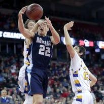 WIAA state boys basketball: Marathon, Roncalli, Valders and Prescott advance to championship games