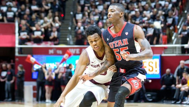The last time the Sun Devils visited the Jon M. Huntsman Center, they left with an embarrassing 83-41 conference loss.