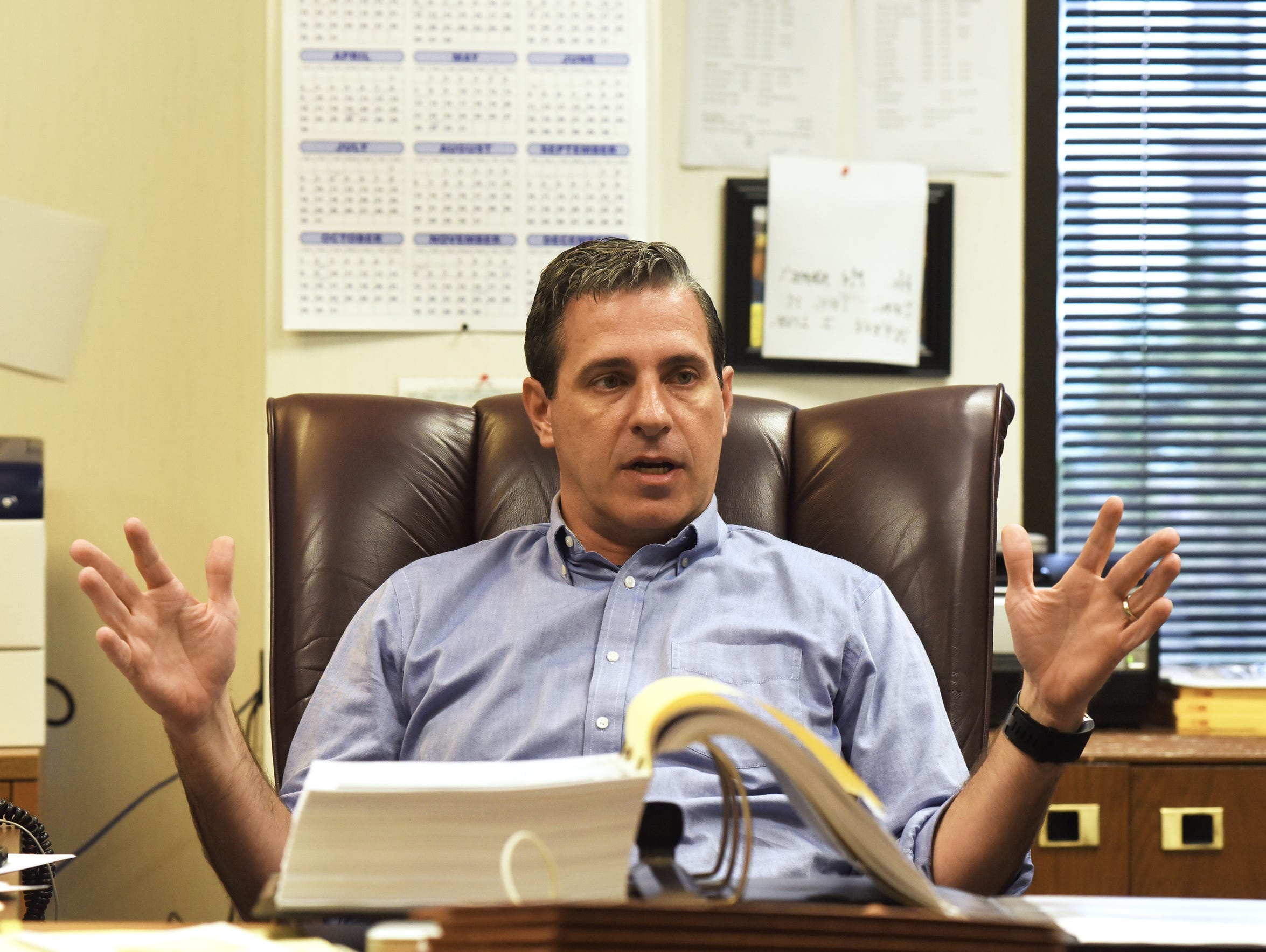 Muskingum County Assistant Prosecutor Ron Welch talks