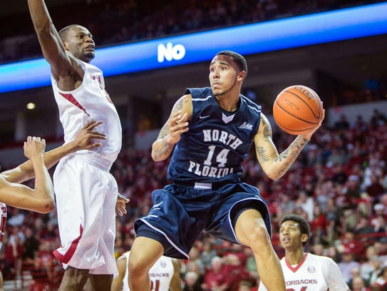 Could a No. 16 seed stun a No. 1? If it's North Florida,