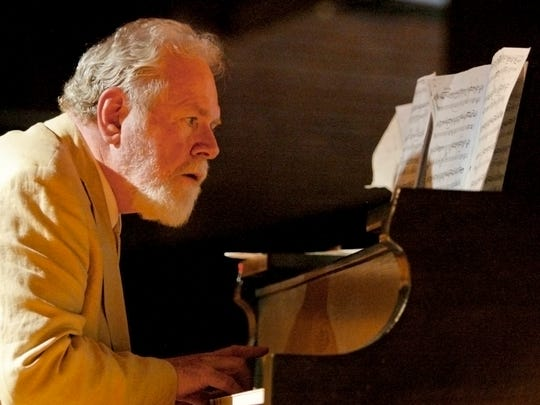 Pianist, performing artist and composer Philip Aaberg