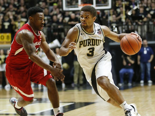 LAF Purdue men s basketball gamer Nebraska