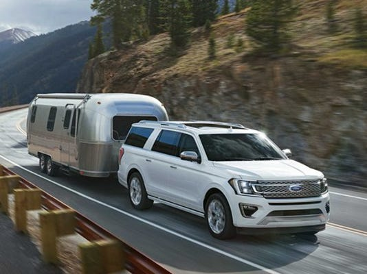 Review Fords Revamped Expedition Suv Moves To The Front Of The Pack