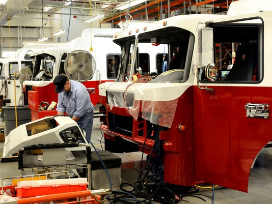 Spartan Motors to buy fire-truck maker Smeal