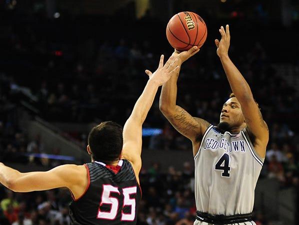 Georgetown G D'Vauntes Smith-Rivera