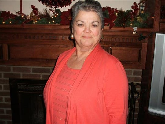 Simpsonville City Councilwoman Sylvia Lockaby