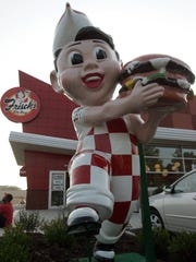 The Frisch's Big Boy on Plainfield Road in Blue Ash