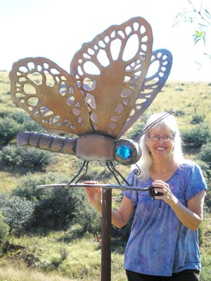 Local artist Barbara Nance will be judging the Grant County Art Guild's Third Annual Southwest Birds Art Show, opening in March.