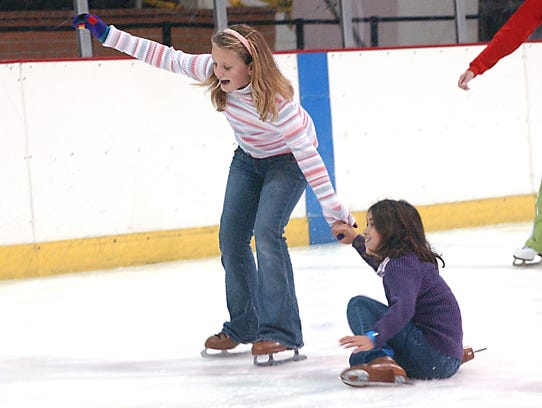 The Corpus Christi Ice Rays will host an ice-skating event Friday Dec. 22 and Saturday Dec. 23, 2017.