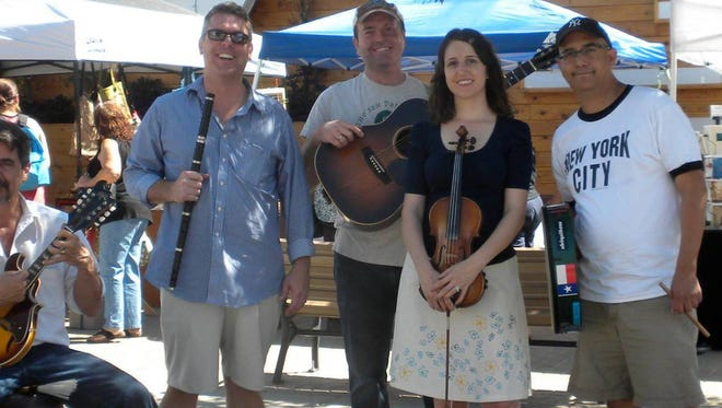 The San Patricios will perform on Friday at the St. Patrick's Day Party at Ardovino's Desert Crossing.
