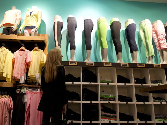 Lululemon Recalls Yoga Pants Too Revealing