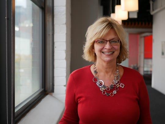Red Cross NJ CEO Rosie Taravella