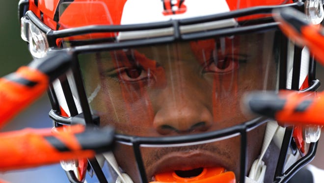 Jeremy Hill will serve as the featured running back for the Bengals this season, but how good can he be?