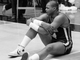Auburn junior Charles Barkley cries in disappointment