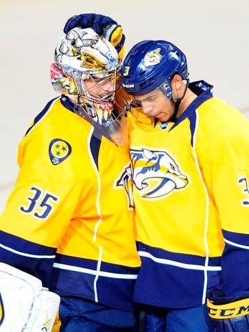 The question is when - not if - Nashville Predators