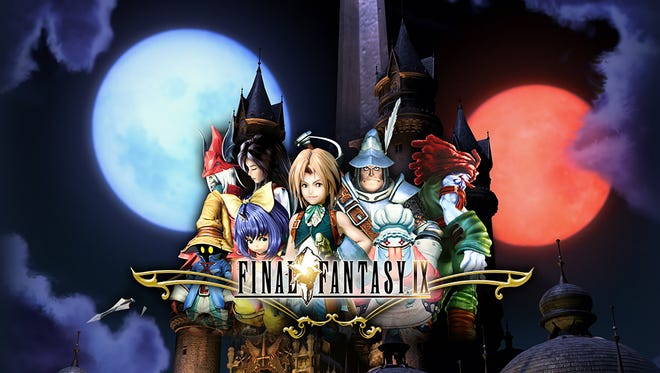 Final Fantasy IX Remastered, PS4.