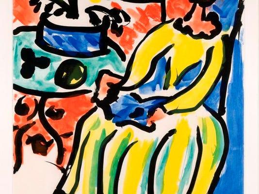 Matisse Marie-José in a Yellow Dress (III).jpg