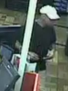 Fort Myers police say this man is responsible for a carjacking Tuesday night. Have you seen him?