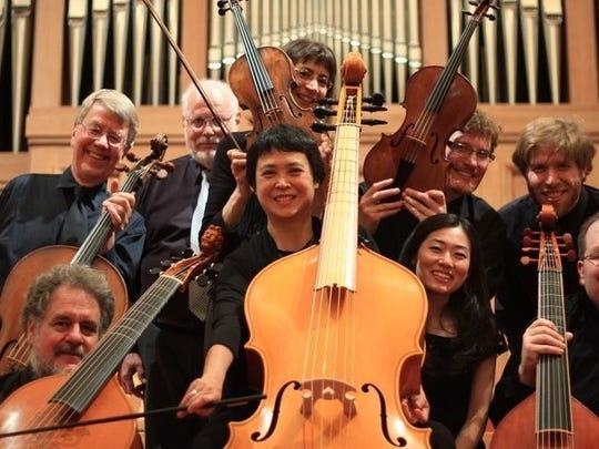 Wisconsin Baroque Ensemble